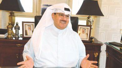 Photo of بالفيديو فهد المبارك لـ الأنباء 3   جريدة الأنباء