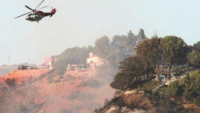 Photo of بالفيديو حرائق الغابات تهدد منازل | جريدة الأنباء