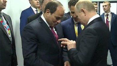 Photo of بالفيديو ماذا لاحظ بوتين في ربطة   جريدة الأنباء