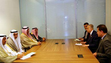 Photo of ممثل الأمير يناقش ووزير الخارجية | جريدة الأنباء