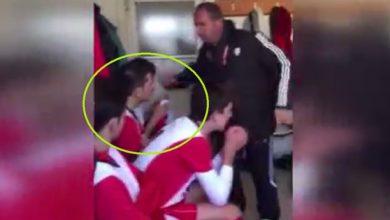Photo of بالفيديو مدرب تركي يصفع لاعبيه | جريدة الأنباء