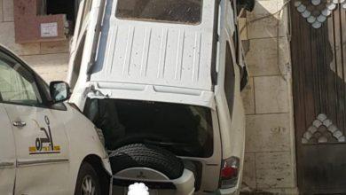 Photo of شاهد أغرب حادث سيارة تقتحم منزلا في   جريدة الأنباء