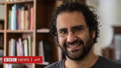 Photo of الناشط المصري علاء عبد الفتاح قيد الاحتجاز مجددا