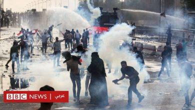 "Photo of مظاهرات العراق: هل تعكس ""تذمرا شعبيا"" من النفوذ الإيراني؟"