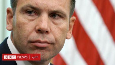 Photo of استقالة القائم بأعمال وزير الأمن الداخلي الأمريكي بعد 6 أشهر من تولي منصبه