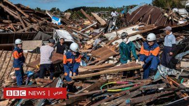 Photo of اليابان تستعين بـ 110 آلاف منقذ للبحث عن المفقودين في إعصار هاغيبيس
