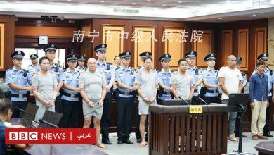 Photo of سجن خمسة قتلة محترفين استأجر كل منهم الآخر لتنفيذ عملية اغتيال في الصين