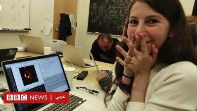 Photo of عالمة الثقب الأسود التي تعرضت للتنمر الإلكتروني
