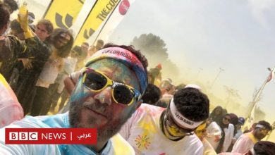 "Photo of ""اختلاط ورقص وأحضان""… سباق ""الألوان"" يقسم المغردين في السعودية"