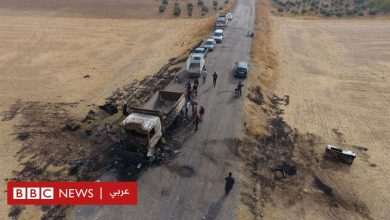 "Photo of أبو الحسن المهاجر: المتحدث باسم تنظيم الدولة الإسلامية ""قتل بعد ساعات من قتل البغدادي"""
