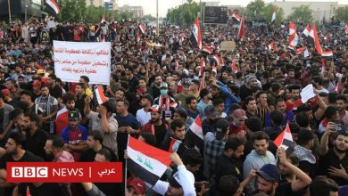 "Photo of مظاهرات العراق: هل تنجح انتفاضة العراقيين في ""تغيير النظام""؟"