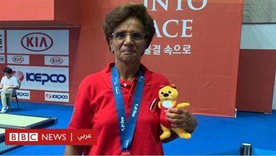 Photo of كيف فازت مصرية في السبعين بميدالية عالمية للسباحة؟