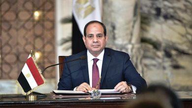 Photo of الرئيس المصري التنمية السبيل الأنسب لمكافحة الارهاب والتطرف