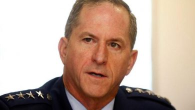 Photo of رئيس أركان القوات الجوية الأمريكية يدعو إلى وحدة خليجية في موا..