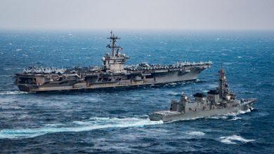 Photo of مدمرتان أمريكيتان تبحران في مياه متنازع عليها في بحر الصين الج..