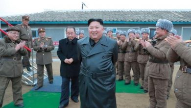 Photo of زعيم كوريا الشمالية يبدي رضاه الكبير عن اختبار صاروخي