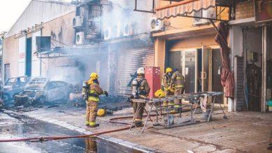 Photo of وفاة 3 عمال تفحما في حريق مصنع تكرير الزيوت