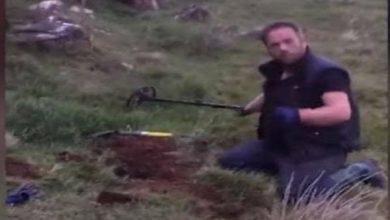 Photo of بالفيديو صدفة تقود إلى اكتشاف كنز   جريدة الأنباء