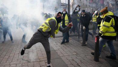 Photo of بالفيديو توتر في باريس مع محاولة | جريدة الأنباء