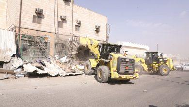 Photo of بالفيديو إغلاق 263 محلا مخالفا في | جريدة الأنباء