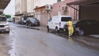 Photo of بالفيديو الأرصاد أمطار متوسطة الشدة   جريدة الأنباء
