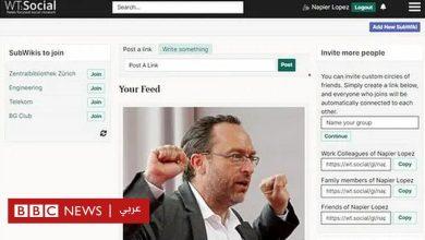 Photo of مؤسس ويكيبيديا يدشن منصة منافسة لفيسبوك تجتذب آلاف المستخدمين