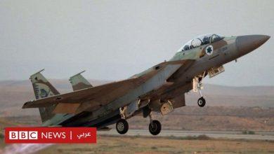 "Photo of إسرائيل تستهدف ""عشرات المواقع التابعة للحكومة السورية وإيران"" داخل سوريا"