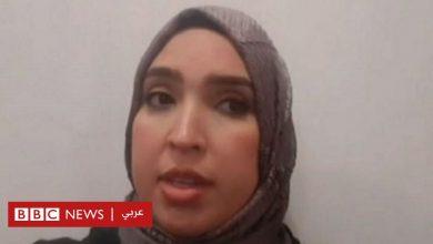Photo of المسلمة التي دافعت عن عائلة يهودية في لندن تروي الحادثة لبي بي سي