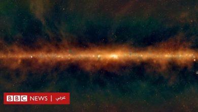 Photo of مجرة درب التبانة: صور جديدة لم تُر من قبل لمركز مجرتنا