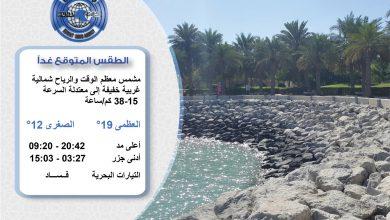 Photo of الطقس المتوقع غدا الأحد