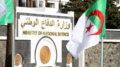 Photo of عاجل – وزارة الدفاع الجزائرية: العسكريون لهم الحق في الانتخاب لاختيار رئيسهم
