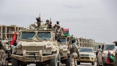 Photo of الجيش الليبي اتفاق رئيس حكومة الوفاق مع تركيا باطلة