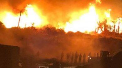 Photo of الهند: مقتل 30 شخصًا على الأقل في حريق مصنع بنيودلهي
