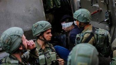 Photo of الاحتلال يعتقل فلسطينياً خلال نوفمبر