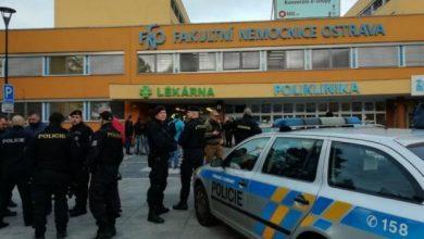 Photo of وزير الصحة التشيكي: 6 قتلى في إطلاق النار بمستشفى في أوسترافا