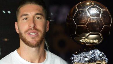 Photo of اقتراح غريب من راموس بخصوص الكرة الذهبية