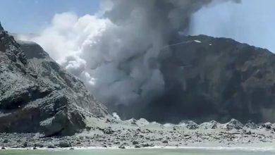 Photo of ارتفاع حصيلة ضحايا ثوران بركان نيوزيلندا لـ قتيلًا