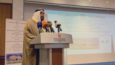 Photo of وزير الصحة المنظمة الإسلامية للعلوم الطبية قدمت صورة رائعة للع..