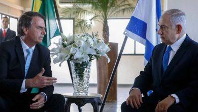 Photo of البرازيل تتعهد مجددًا بنقل سفارتها من تل أبيب للقدس المحتلة