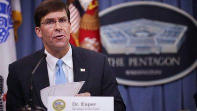 Photo of أمريكا تحث العراق على وقف الهجمات على قواعد تضم قوات أمريكية