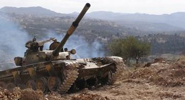 Photo of الجيش السوري يستعيد السيطرة على قُرى جديدة بريف إدلب