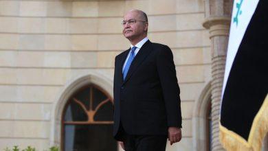 Photo of الرئيس العراقي برهم صالح يقدم استقالته للبرلمان