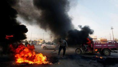 Photo of حقوق الإنسان العراقية مقتل شخصاً بالتظاهرات