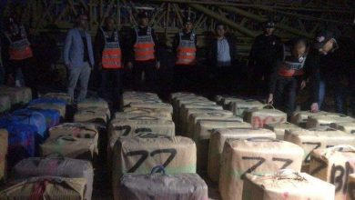 Photo of ضبط أطنان من المخدرات في طنجة المغربية