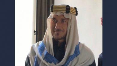 Photo of توتي إمبراطور روما بالزي الخليجي