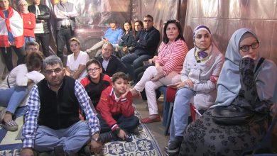 Photo of خيم ثقافية ظاهرة نشأت من رحم الثورة