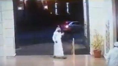 Photo of بالفيديو مسن يفشل محاولة لصين سرقته   جريدة الأنباء