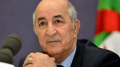 Photo of بالفيديو الرئيس الجزائري الجديد | جريدة الأنباء
