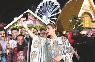 Photo of أروى صورت صفقة في الرياض   جريدة الأنباء