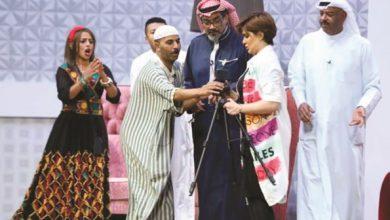 Photo of عنتر المفلتر في شتاء الرياض ضحك من | جريدة الأنباء